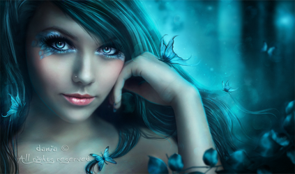 Butterflies by DaniaArts