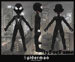 Spiderman set by Angelikstar