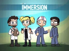 Immersion by scheree