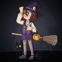 lil witch by scheree