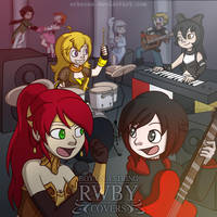 RWBY.Covers by scheree