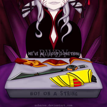 RWBY.We've All Lost Something by scheree