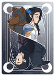 CritRole. The Twins by scheree
