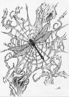 Dragonfly by Jeff-InkStain