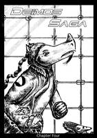Deimos Saga Chapter 4 - Working Cover by Tadpole7