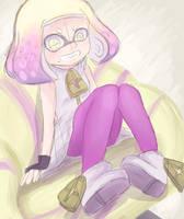 Pearl - Splatoon 2 by pinkaito