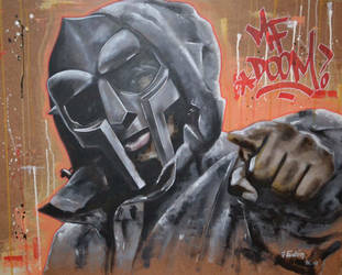 MF Doom by pErs