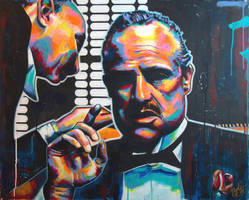 Le parrain ( The godfather ) by pErs