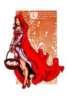 Red Riding Hood by deviantAshtareth