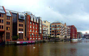 Bristol Waterfront by mhzdsgn
