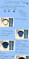 How To Color Anime Eyes by xXNightRose14Xx