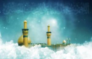 Imam Hussain AS by shiaking