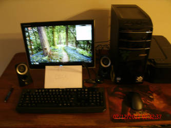 My setup by alarmtech1234
