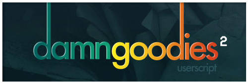 dAmn Goodies 2.2.2 by sumopiggy