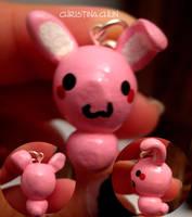 bunny charm by DahaeChun