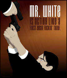 mr. white and mr. pink by heph