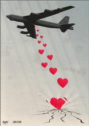 war is love, love is war by heph