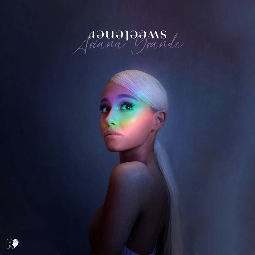 Download Lagu Thank U Arianda: Ariana Grande 'sweetener' Album Cover 1 By AreumdawoKpop