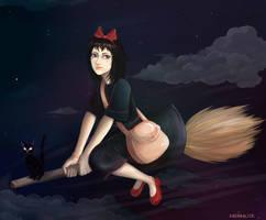 Kiki s Delivery Service by SashaAlice
