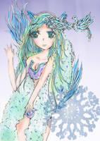 kiona of the sea by summer-fairy
