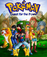 Contest Entry-Pokemon:QftP by Lady-of-Link