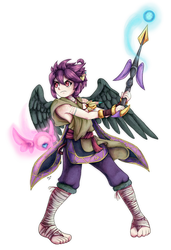 Skycity Dark Pit by Lady-of-Link
