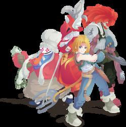 ~Final Fantasy IX~ by Lady-of-Link