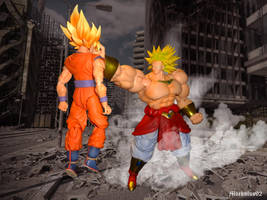 Kakarot you are going down!!! by Morkulus92