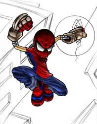 Spider-Clan by Ragelion by deadlink83