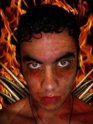 Dark Portrait by deadlink83