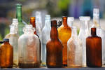Antique Bottles by rscorp
