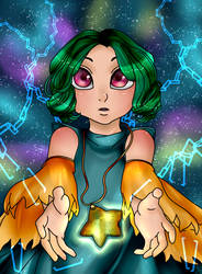 Stars In Chains by greenie-chan