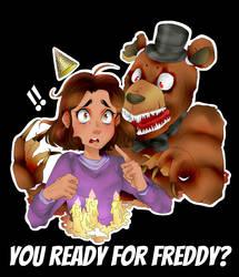 You Ready For Freddy? by greenie-chan