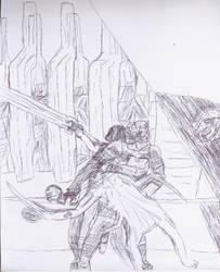 Fail Dead Space fan art by sgt-scales