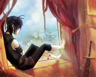 Window Encel by MushkiKizou-Art