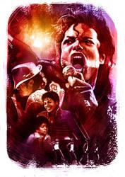 Michael Jackson by kazuki2013