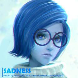 Sadnesss by kazuki2013