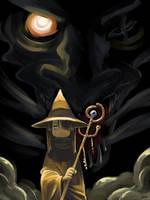 Witch by Animenifestor