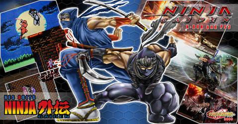 Tributo Ninja Gaiden by ZehB