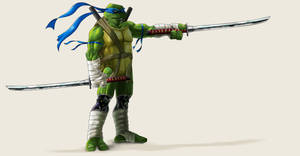 Turtles_Leo by ZehB