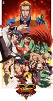 Street Fighter V - Season3 by ZehB