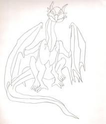 Masked Dragon by cougartiger