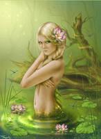 mermaid by YanaDragonfly