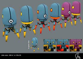 Robot by Arakihc