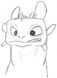 Toothless-2 by Charlie-Fan