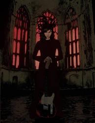 PJ Harvey by clayrodery