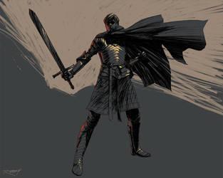 Brienne of Tarth by clayrodery