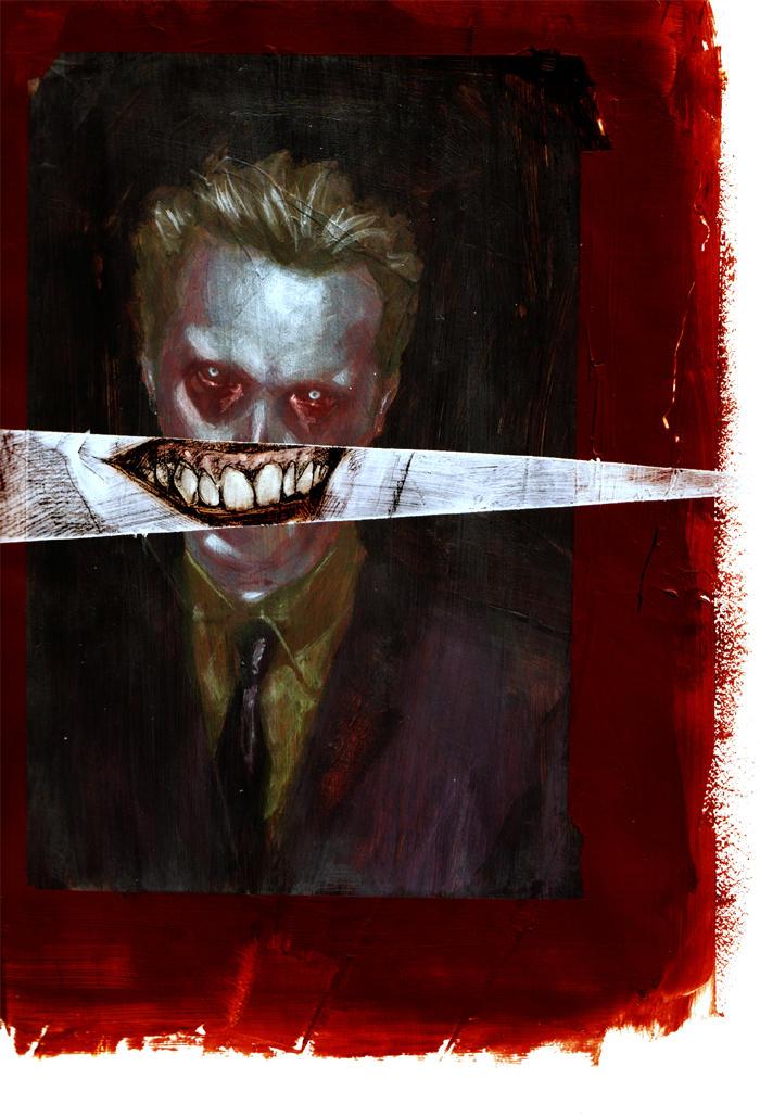 Joker Study, February 21 by clayrodery