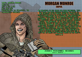 Morgan Monroe Character Sheet by Essig-Peppard