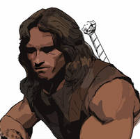 Conan the Barbarian by Essig-Peppard